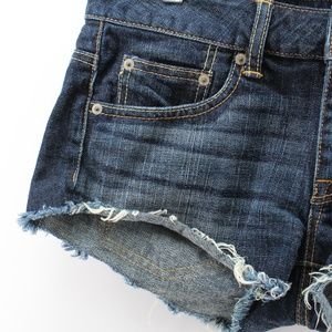 American Eagle Outfitters Shorts - American Eagle Blue Jean Denim Cut Off Shorts